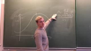 Grundlæggende differentialregning - Christian, Sabine og Nikolaj