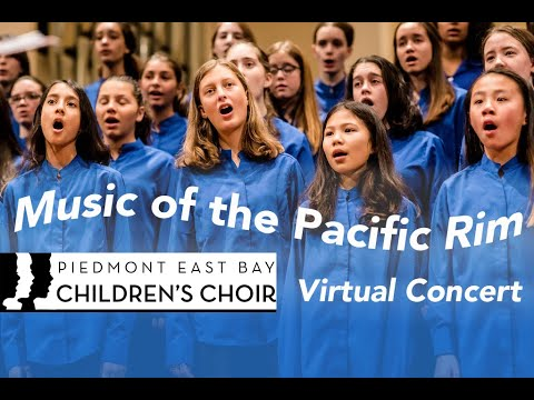 Music Of The Pacific Rim: Virtual Concert