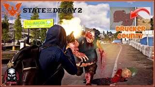 State of Decay 2| DRUCKER COUNTY| 2ND LEGACY| CO-OP GAMEPLAY SQUAD-NEW DLC SOON! XBOX ONE