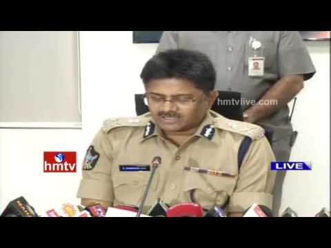 AP DGP Sambasiva Rao Speak to Media over Agri Gold Assets Auction | Vijayawada | HMTV