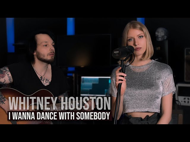 Whitney Houston - Dance with Somebody (Live Acoustic Cover)