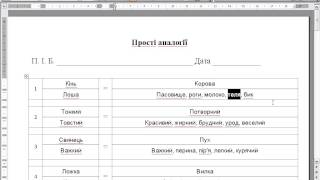 Патопсихология:Простые аналогии-Славянские варианты
