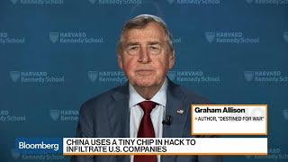 China Has Risen and May Be on Collision Course With U.S., Harvard's Allison Says