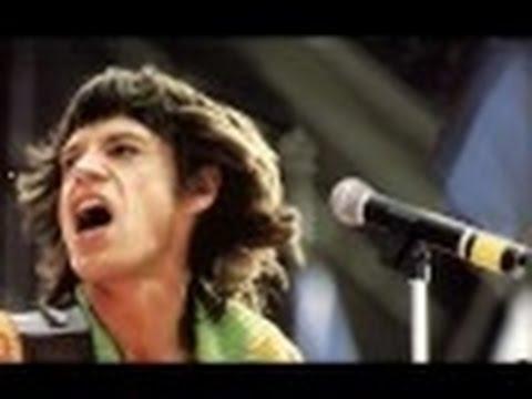 Rolling Stones - Just  My Imagination (Live Gothenburg 1982)