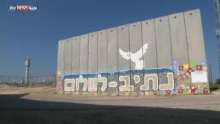 إسرائيل... جدار على طول حدود غزة