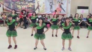蔡垚天舞蹈學苑2015 12 19歲末聯舞會.
