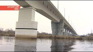 Как живут в Житковичах после ЧП с мостом? Репортаж программы «Неделя»