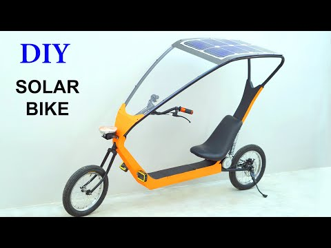 Build A Electric Bike With Old Bicycle -  Full Part thumbnail