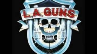 L.A. Guns - No Mercy