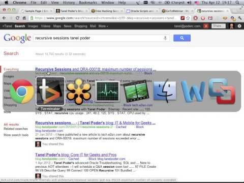 Oracle Hacking Session with Tanel Poder Oracle Parameter Infrastructure 207887370