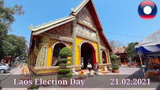 Sneak Peek at the Laos Electio…