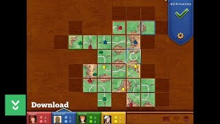 Carcassonne - experience a classic board game directly on your phone or tablet!