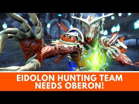 Warframe: Why You Need Oberon in Your Eidolon Hunting Team