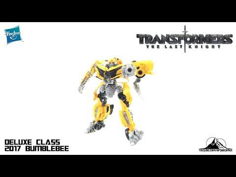 Optibotimus Reviews: Transformers The Last Knight 2017 BUMBLEBEE