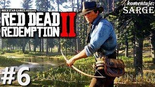 Zagrajmy w Red Dead Redemption 2 PL odc. 6 - W drodze do nowego obozu