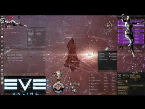 EvE Online #5PVP boring Apostle kill (unedited) Starring: Seth Cane