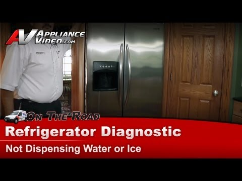 Refrigerator Water Filter Part Wf2cb How To Replace