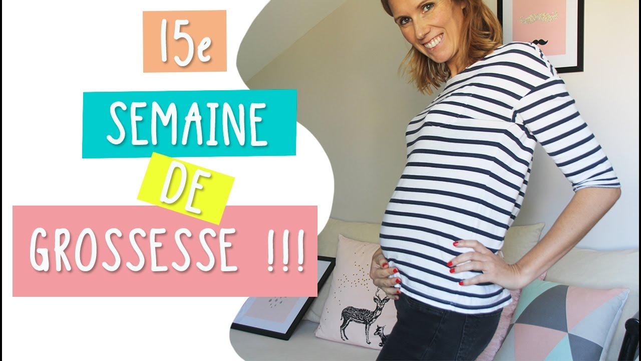 15e semaine de grossesse 17 sa mes astuces fringues youtube. Black Bedroom Furniture Sets. Home Design Ideas
