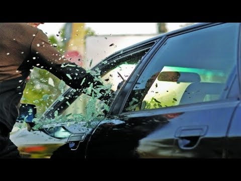 ULTIMATE Mirror and Window Smashing Compilation | RoadRage