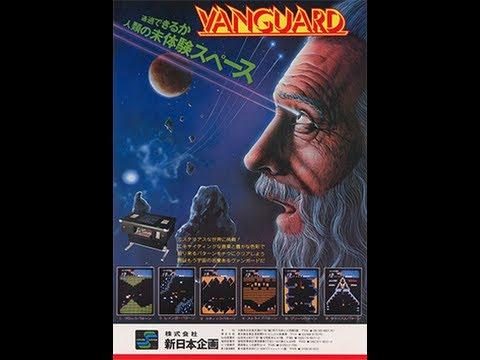 Vanguard (Arcade)