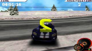 [Retro] Test Drive 4 - Championship Cup (part 2)