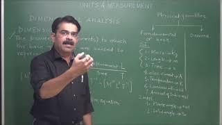 Unit & Dimensions - 2 ( Dimensional Analysis )  Vivek Phalke PHYSICS