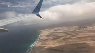 Gambar cover Complete Flight [BVC-SID] Boa Vista to Sal TUIfly 737-800