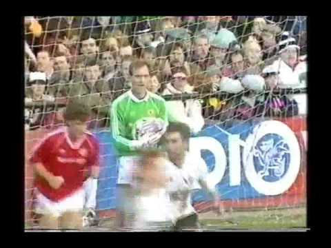 Hereford United 0-1 Manchester United. 28th January 1990, Extended Highlights