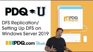 DFS Replication / Setting Up DFS On Windows Server 2019