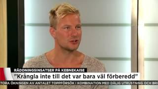 Se till att ah gott om tid - Nyheterna (TV4)
