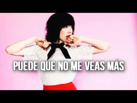 Carly Rae Jepsen | Store (subtitulado en español)