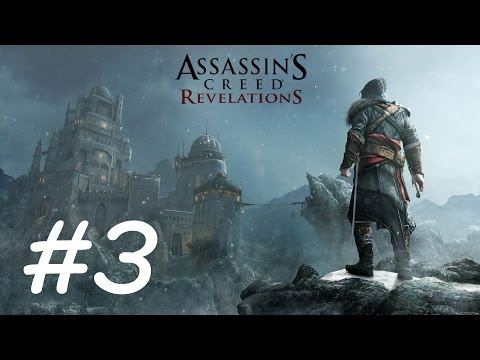 """Assassin's Creed: Revelations"", walkthrough (100% sync), Sequence 3: Lost and Found"