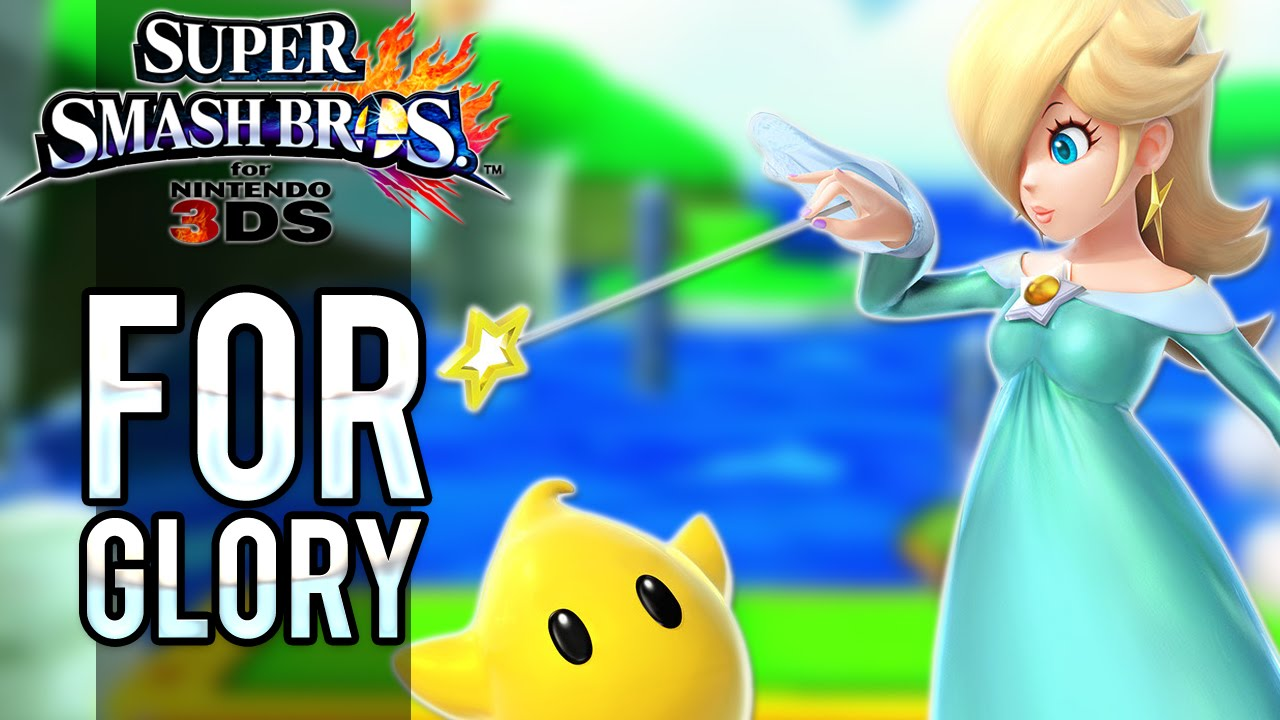 smash bros 3ds for glory matchmaking Super smash bros for wii u is an upcoming fighting game for the wii u the game began development after sora ltd finished developing kid icarus: uprising for the 3ds.