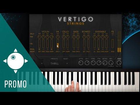 Vertigo Strings for HALion   Cinematique Instruments