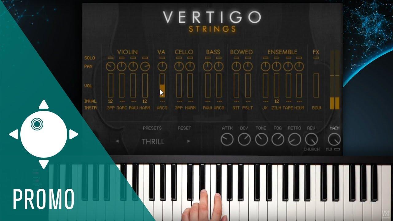 Vertigo Strings | Steinberg
