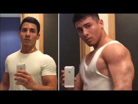Dianabol Before and After | Steroid Transformation