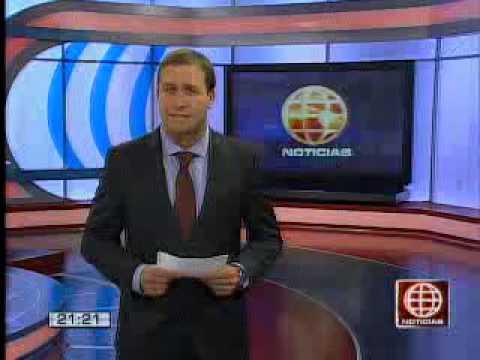 América Noticias - 16.05.13 - Avance informativo de la Edición Central