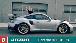 Porsche 911 GT2 RS a 911 GT3 RS - Silesiaring - GARAZ.TV
