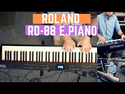 ROLAND RD 88 E Piano Scene Sounds