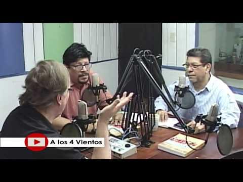 A los 4 Vientos, 4 Diciembre 2017, Radio La Primerísima, Managua, Nicaragua