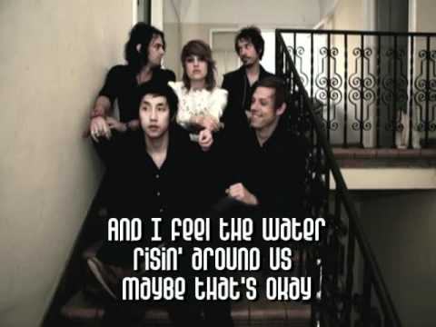 All at once by The Airborne Toxic Event (HQ + lyrics)