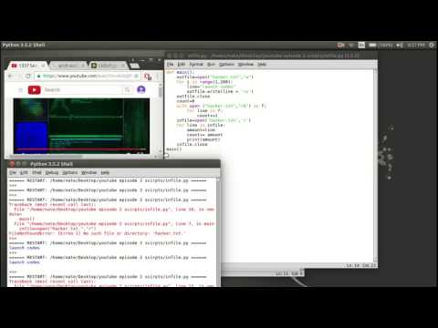 Linux, how to look like a hacker part 3 of 3 (FINAL)