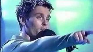 "Javian ""Vivir sin aire"" Operacion Triunfo Gala 08 (17/12/2001)"