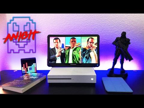 Best Portable Gaming Setup For 2017 | Gaems M-155 Gaming Monitor |  Backpack Pro | On-The-Go Setups