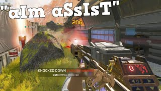 This is why PC players CRY about Aim Assist..