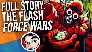 Flash Force Wars - Full Story (Season 7 Plot) | Comicstorian