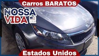 Carros MUITO Baratos nos Estados Unidos - Vídeo Rápido - Nossa Vida USA