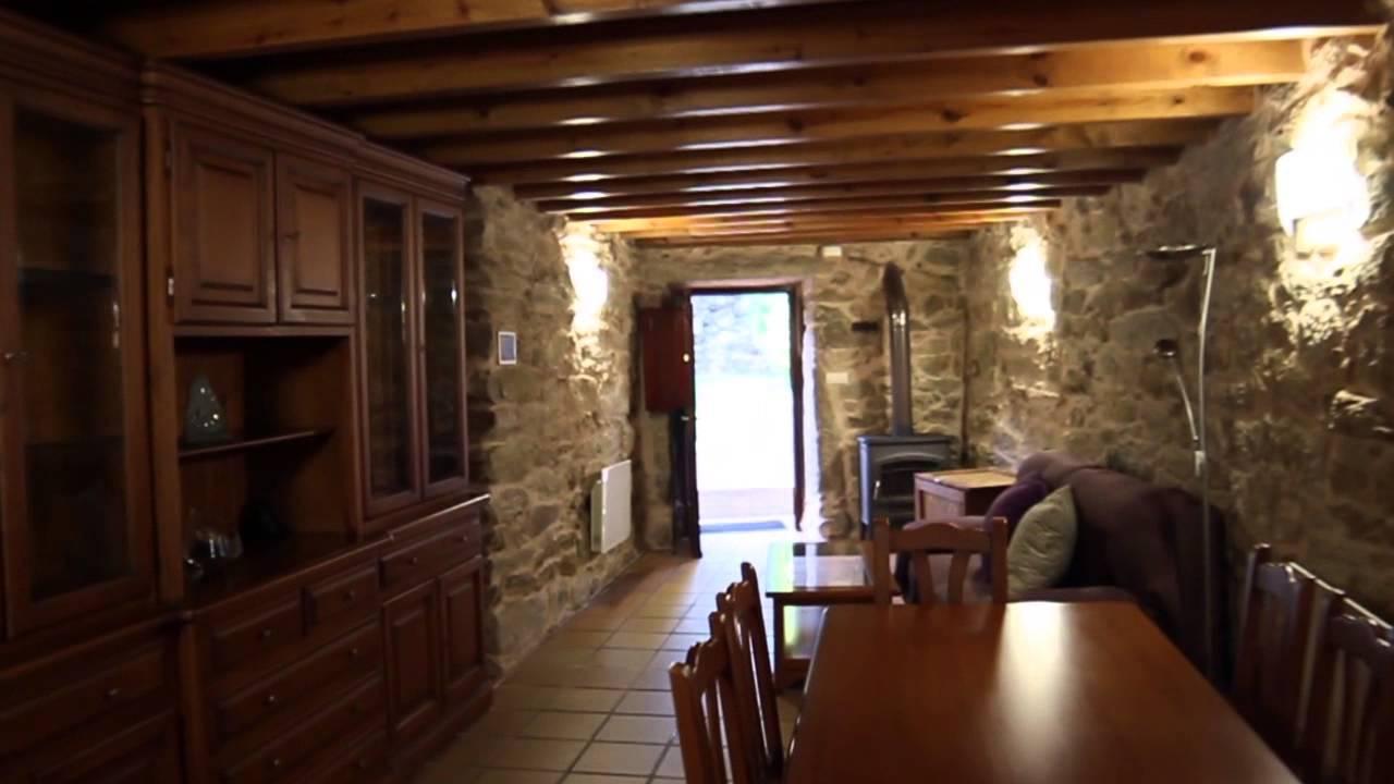 Casa rstica en ParaosO Covelo  YouTube