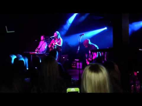 Tristan Prettyman- Never Say Never live at the Parish- Aust