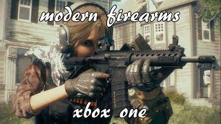Fallout 4 modern firearms mod XBOX ONE!!!